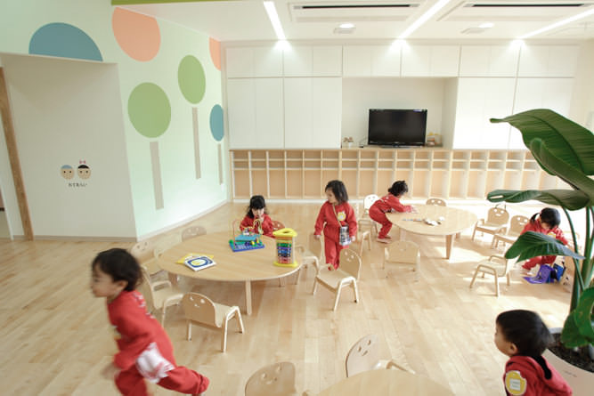 たかみ幼稚園 ロンパールーム5