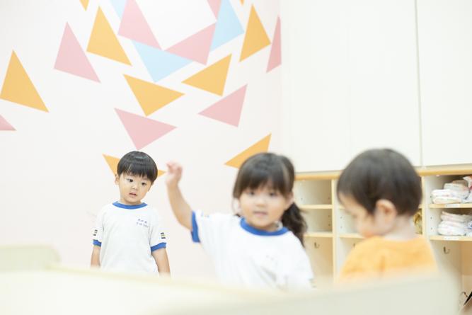 たかみ幼稚園 ロンパールーム1